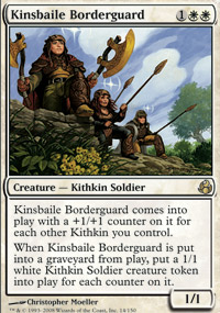 Kinsbaile Borderguard - Morningtide