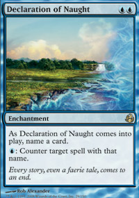Declaration of Naught - Morningtide