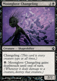 Moonglove Changeling - Morningtide