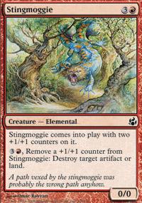 Stingmoggie - Morningtide