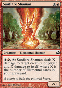 Sunflare Shaman - Morningtide