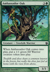 Ambassador Oak - Morningtide