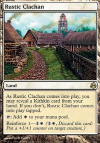 Rustic Clachan - Morningtide