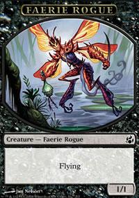 Faerie Rogue - Morningtide