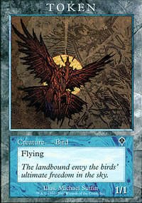 Bird - Player Rewards Tokens