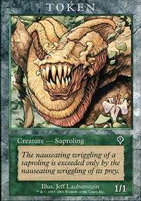Saproling - Player Rewards Tokens