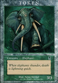 Elephant 2 - Player Rewards Tokens