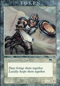 Soldier - Player Rewards Tokens