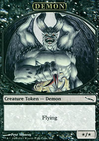 Demon - Player Rewards Tokens