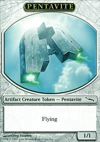 Pentavite - Player Rewards Tokens