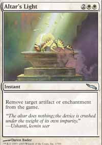 Altar's Light - Mirrodin
