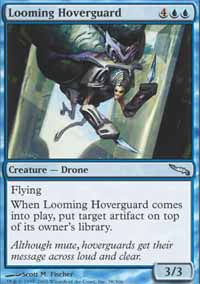 Looming Hoverguard - Mirrodin