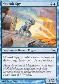Neurok Spy - Mirrodin