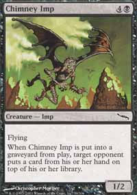 Chimney Imp - Mirrodin
