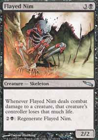 Flayed Nim - Mirrodin