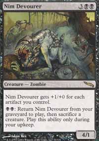 Nim Devourer - Mirrodin