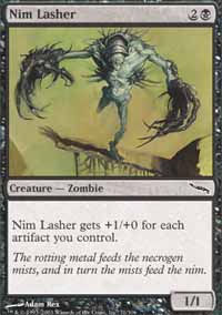 Nim Lasher - Mirrodin