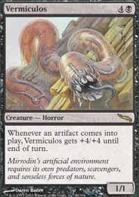Vermiculos - Mirrodin