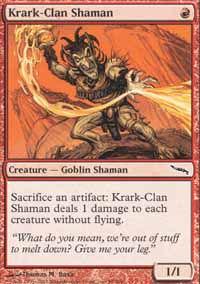 Krark-Clan Shaman - Mirrodin