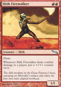 Slith Firewalker - Mirrodin