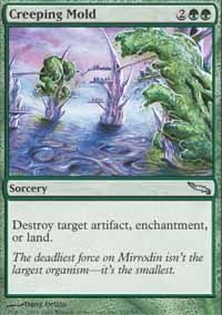 Creeping Mold - Mirrodin
