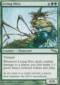 Living Hive - Mirrodin