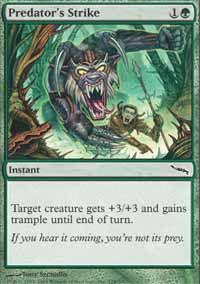 Predator's Strike - Mirrodin
