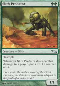 Slith Predator - Mirrodin