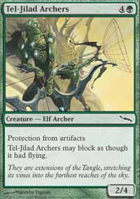 Tel-Jilad Archers - Mirrodin