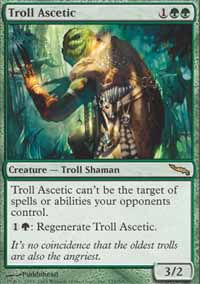 Troll Ascetic - Mirrodin
