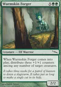 Wurmskin Forger - Mirrodin
