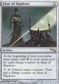 Altar of Shadows - Mirrodin