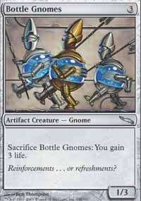 Bottle Gnomes - Mirrodin