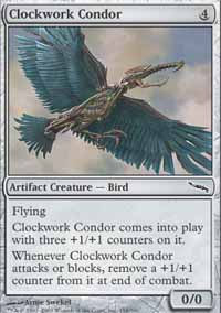 Clockwork Condor - Mirrodin