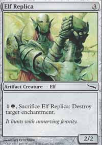 Elf Replica - Mirrodin
