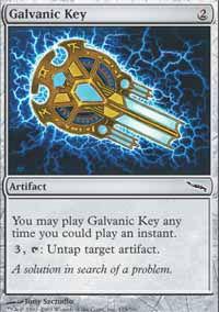 Galvanic Key - Mirrodin