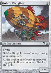 Goblin Dirigible - Mirrodin