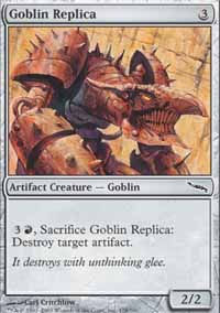 Goblin Replica - Mirrodin