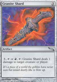 Granite Shard - Mirrodin