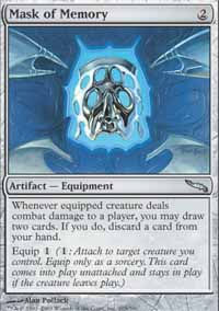 Mask of Memory - Mirrodin