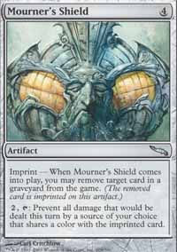 Mourner's Shield - Mirrodin