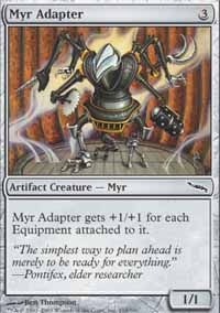 Myr Adapter - Mirrodin