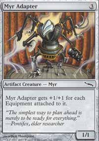 Myr Adapter - Mirrodin