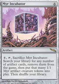 Myr Incubator - Mirrodin