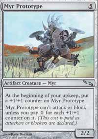 Myr Prototype - Mirrodin