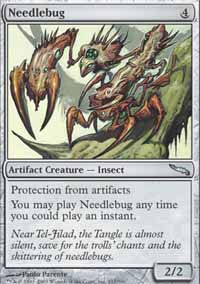 Needlebug - Mirrodin