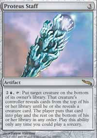 Proteus Staff - Mirrodin
