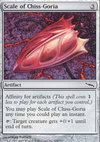 Scale of Chiss-Goria - Mirrodin