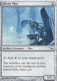 Silver Myr - Mirrodin