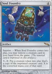 Soul Foundry - Mirrodin
